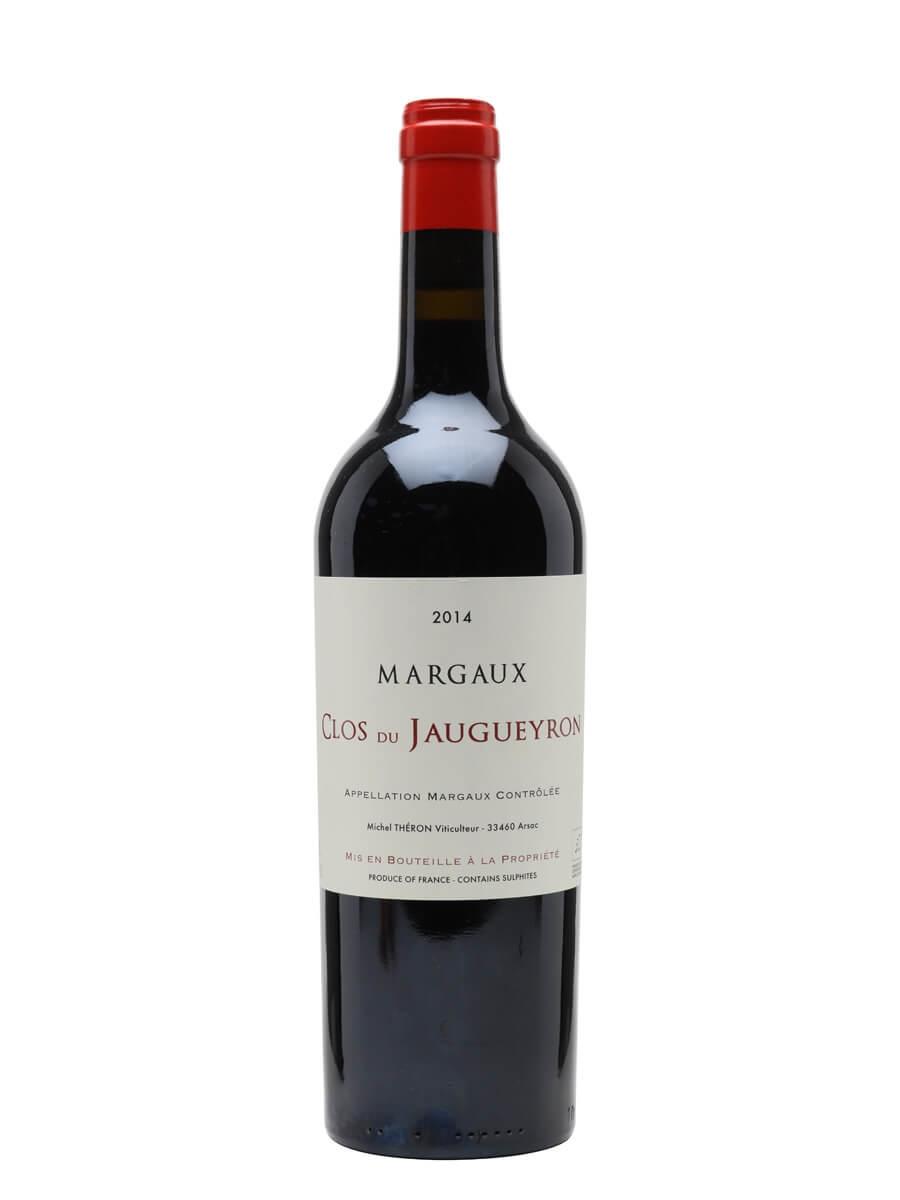 Clos du Jaugueyron Margaux 2014