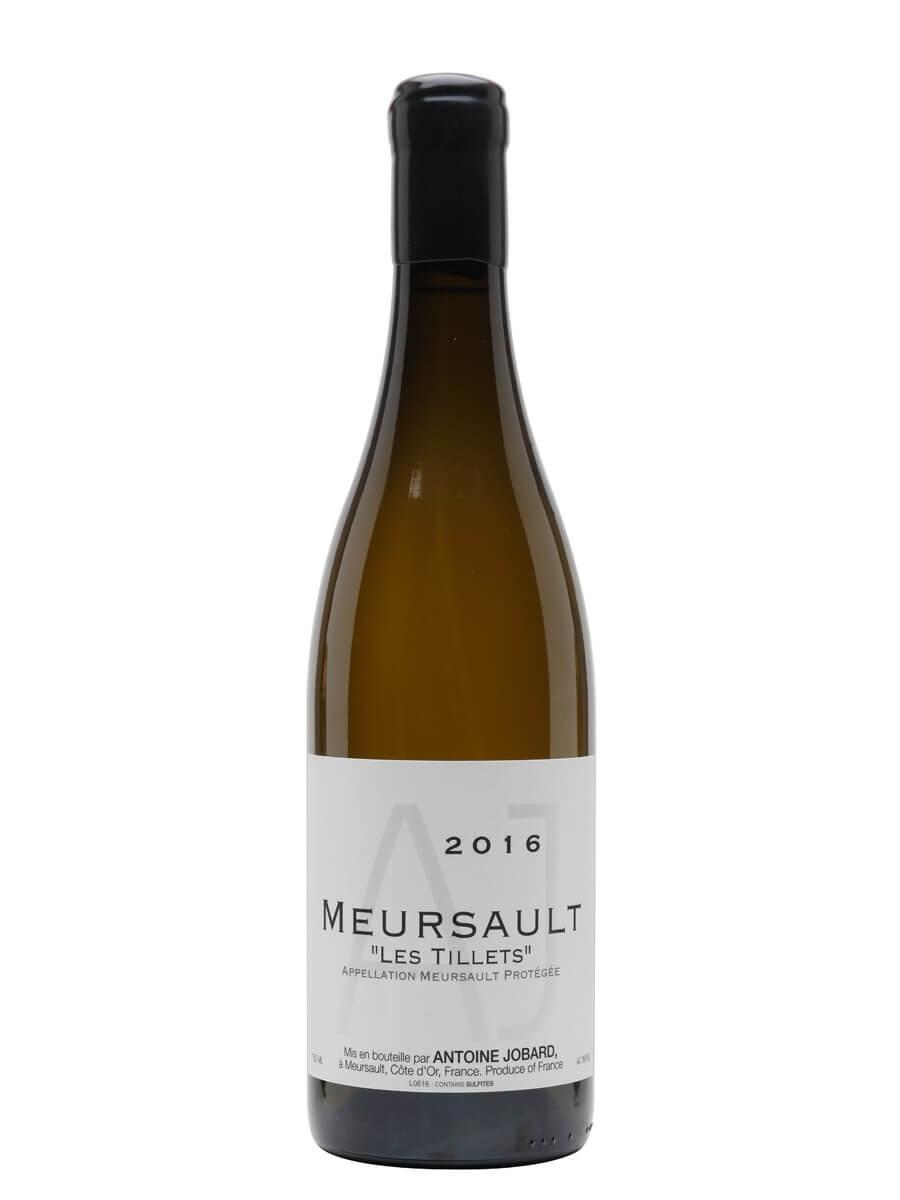 Meursault Les Tillets 2016 / Domaine Antoine Jobard