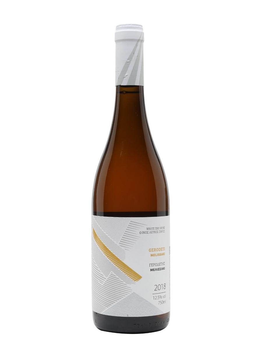 Lyrarakis Melissaki Gero-Deti Vineyard Orange Wine 2018