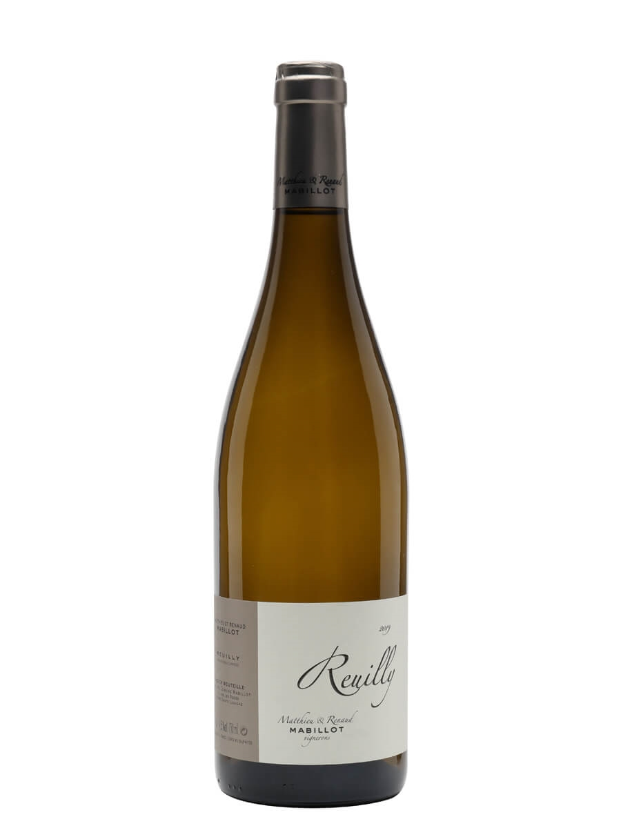 Reuilly Domaine Mabillot 2019