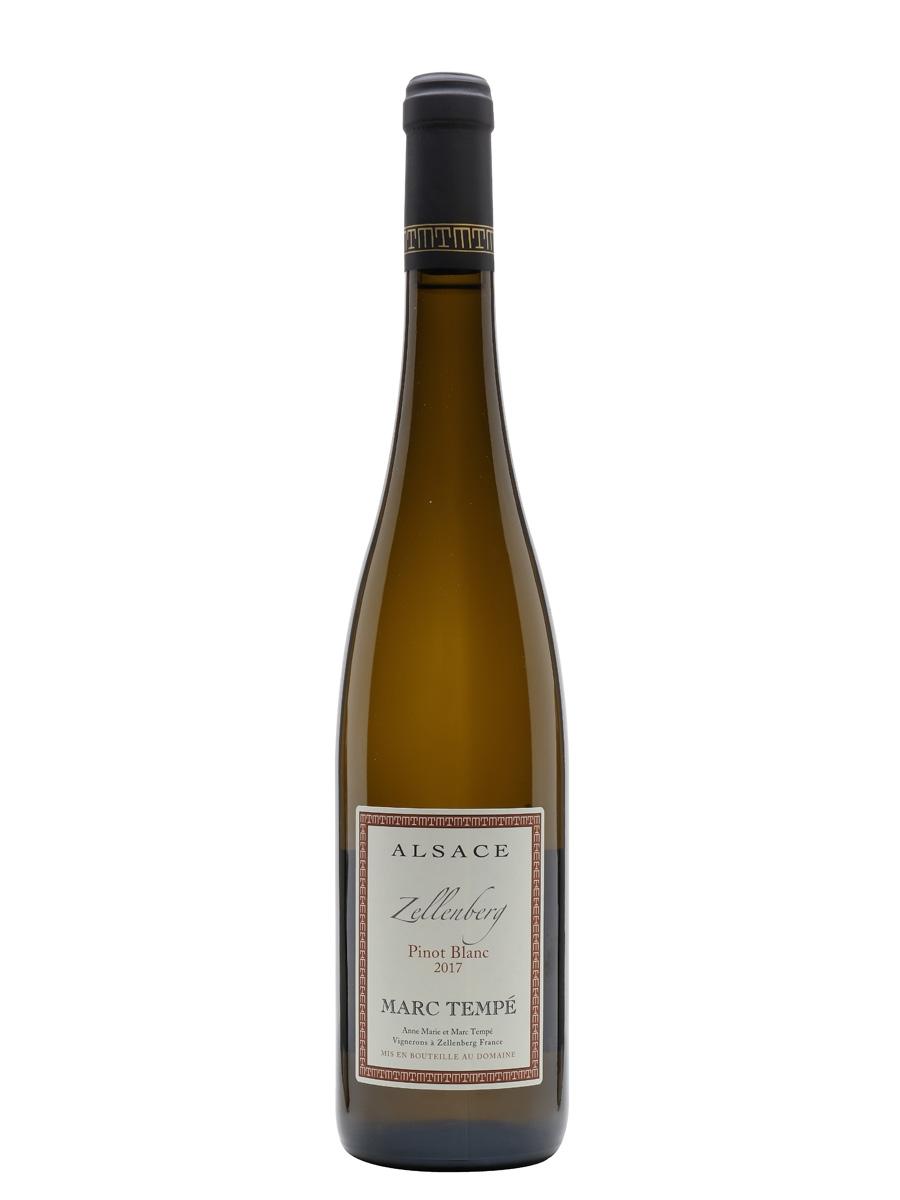 Marc Tempe Zellenberg Pinot Blanc 2017