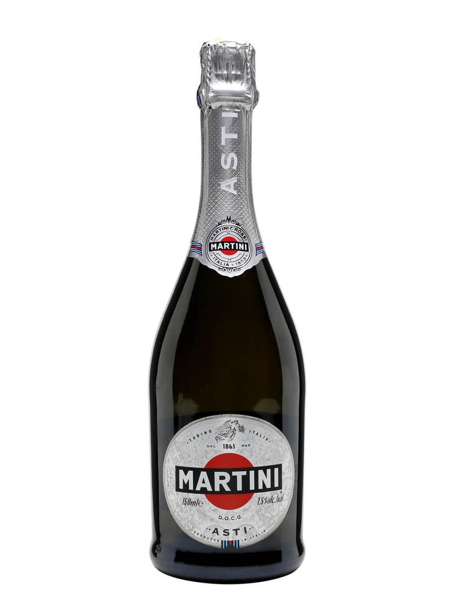Champagne Martini Asti: description, reviews 15