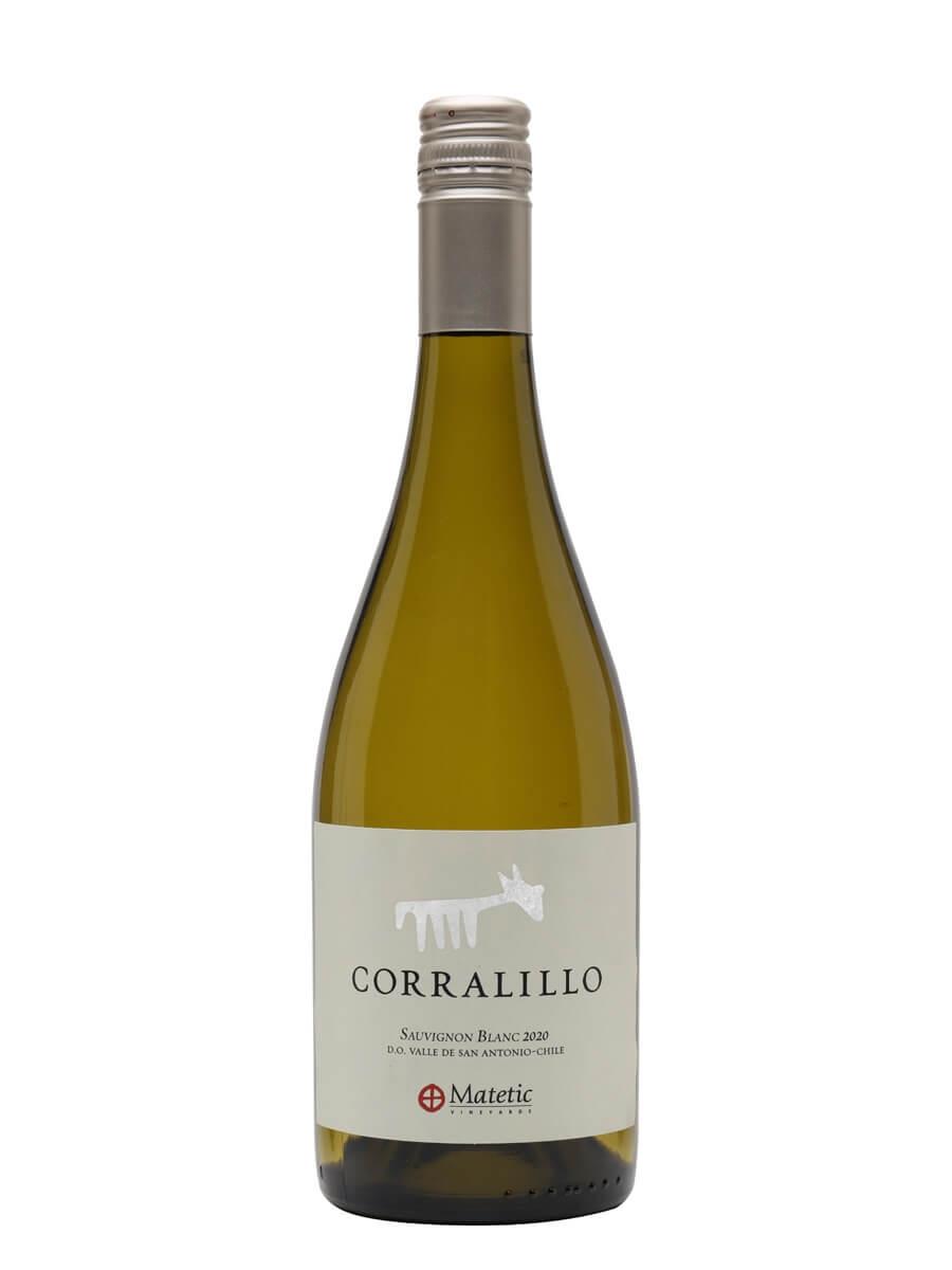 Matetic Corralillo Sauvignon Blanc 2020