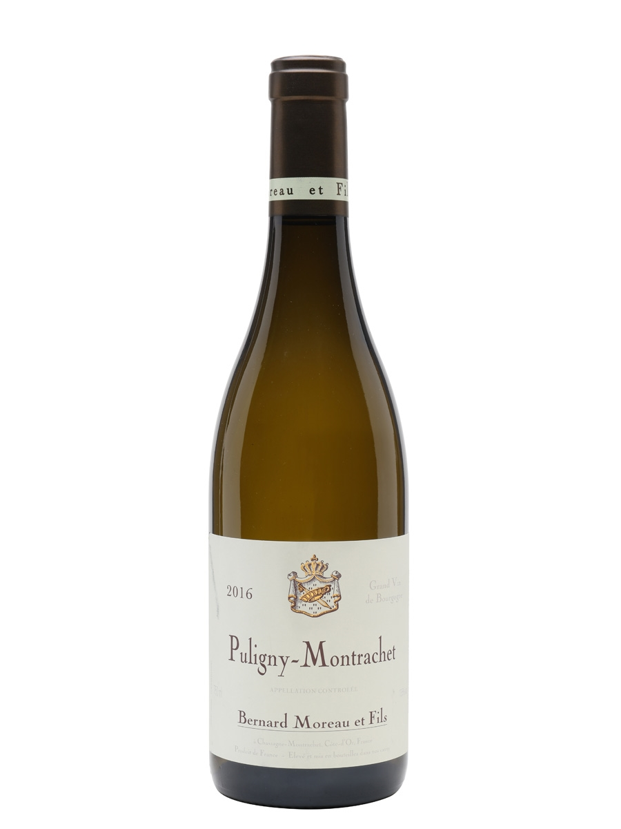 Puligny Montrachet 2016 / Domaine Bernard Moreau