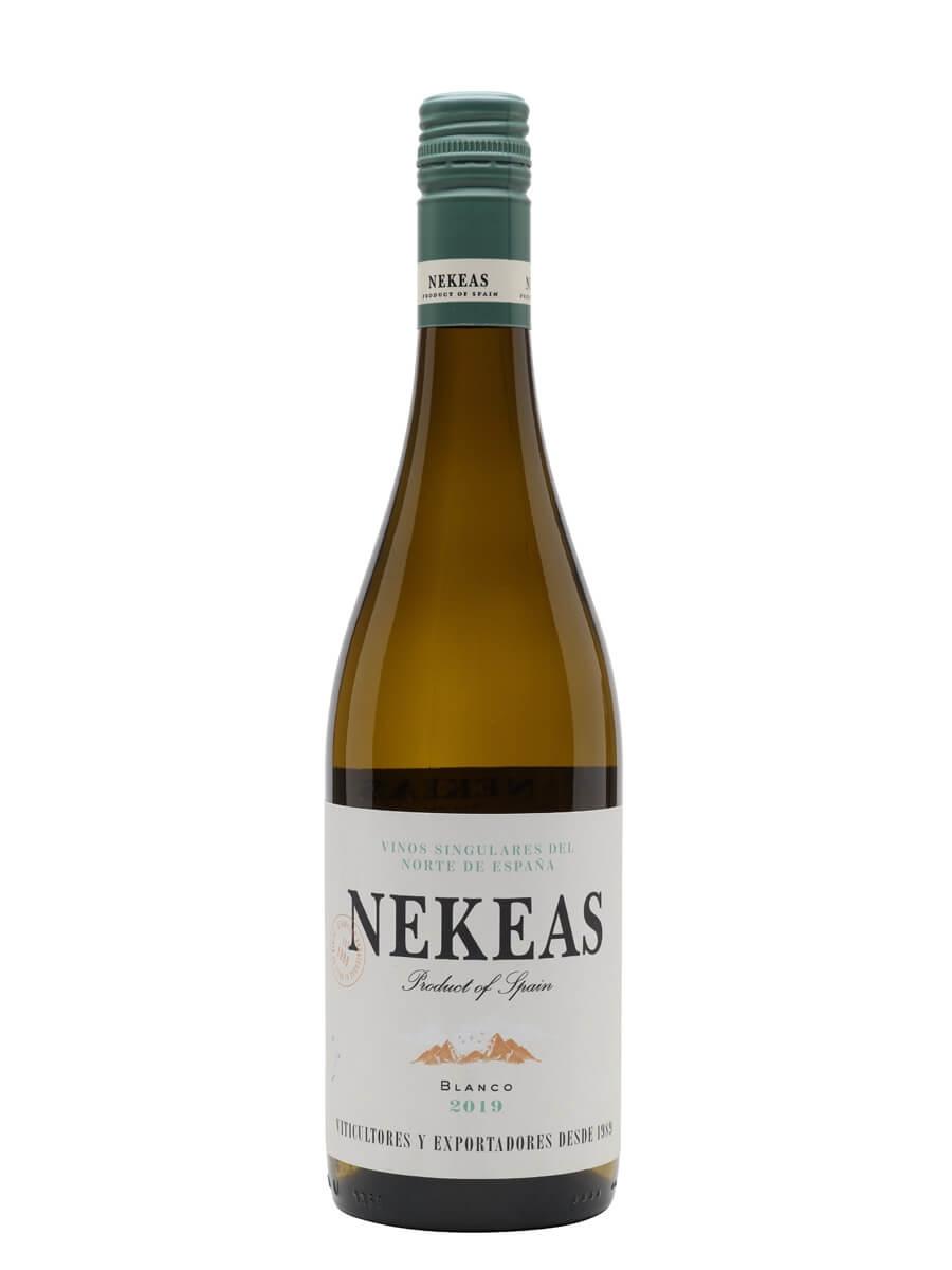 Bodegas Nekeas Blanco 2019