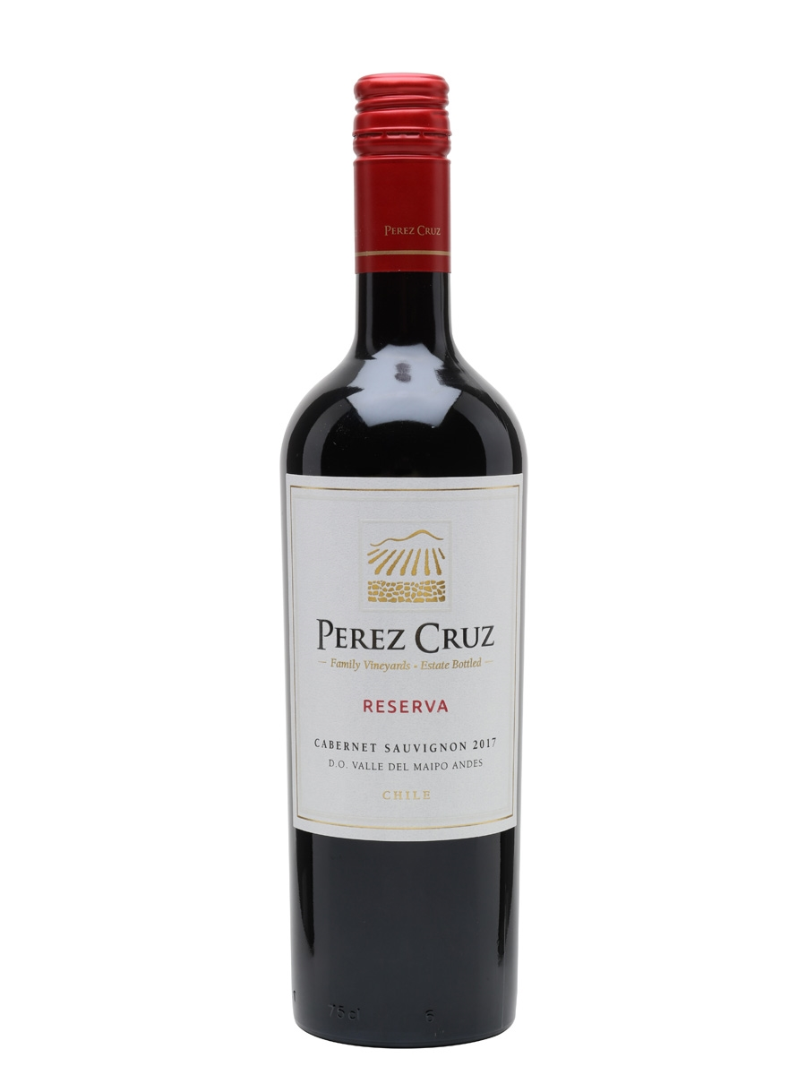 Cabernet Sauvignon Reserva 2017 / Perez Cruz