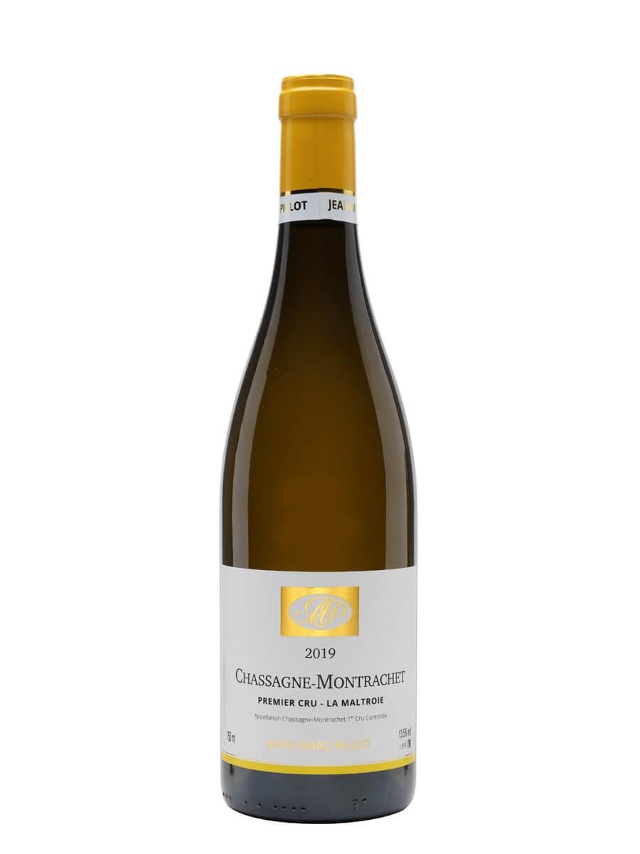 Chassagne Montrachet 1er cru Maltroie 2019 / Jean Marc Pillot