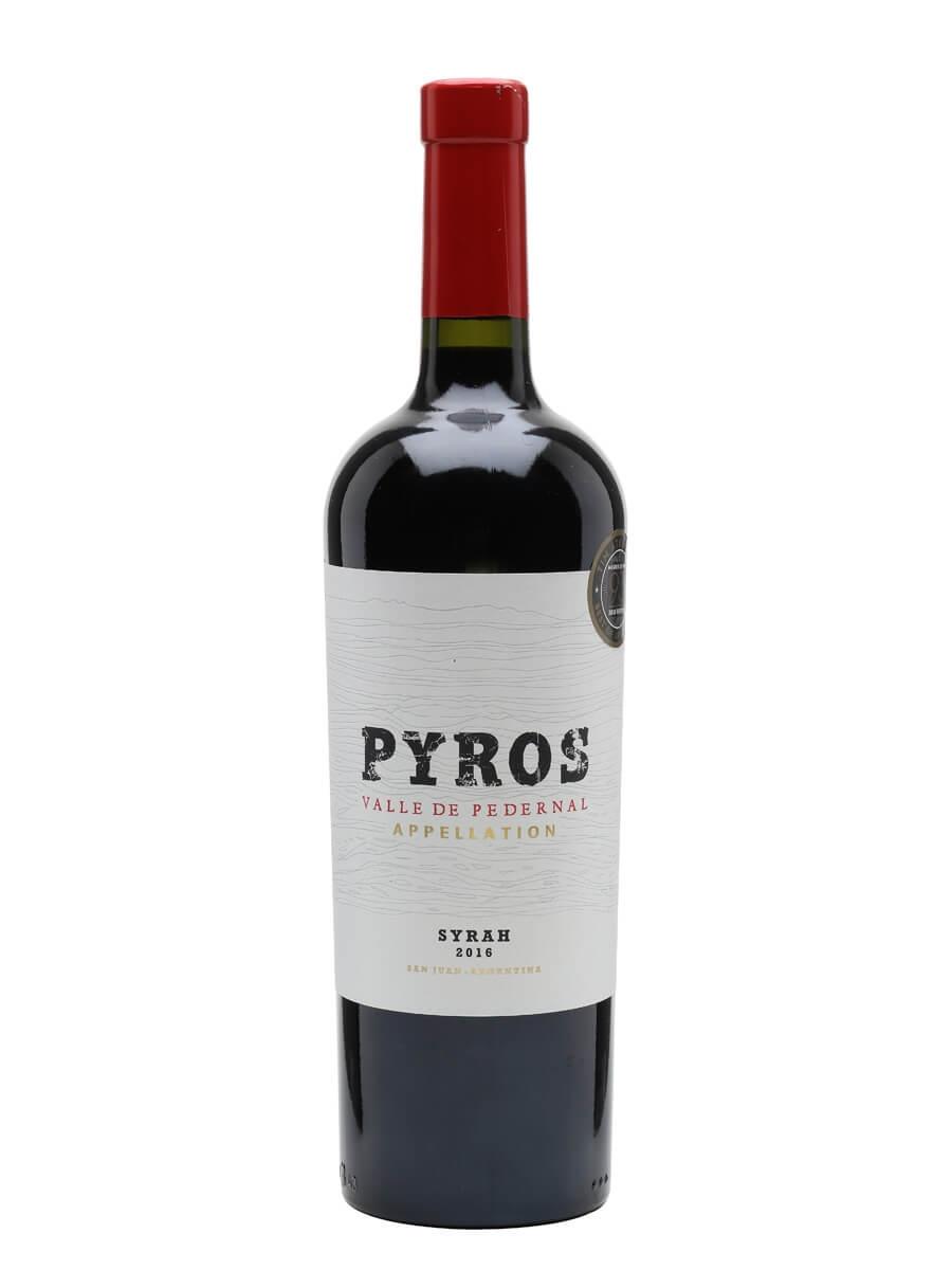 Pyros Syrah Barrel Selected 2016