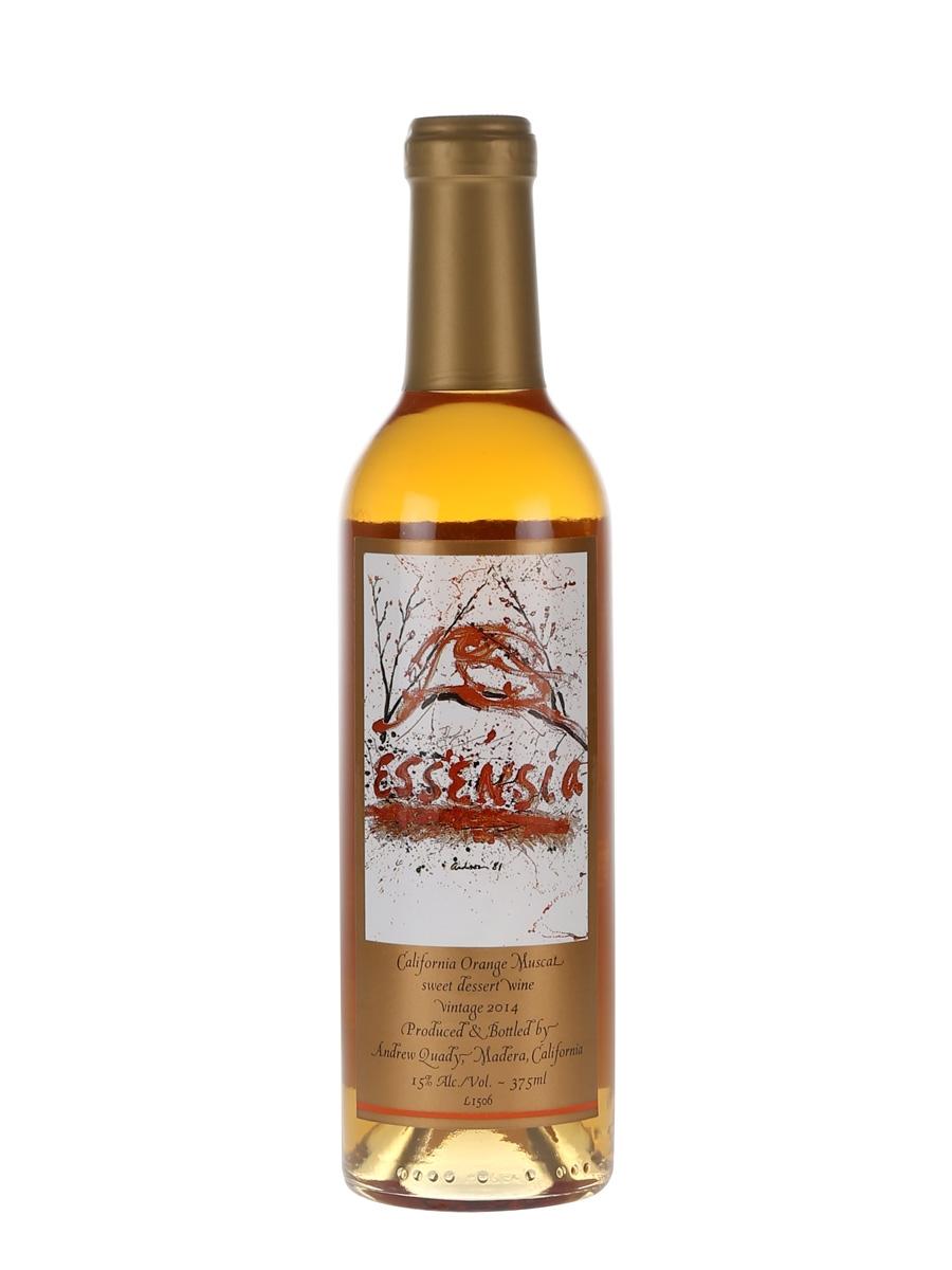 essensia orange muscat 2014 quady the whisky exchange