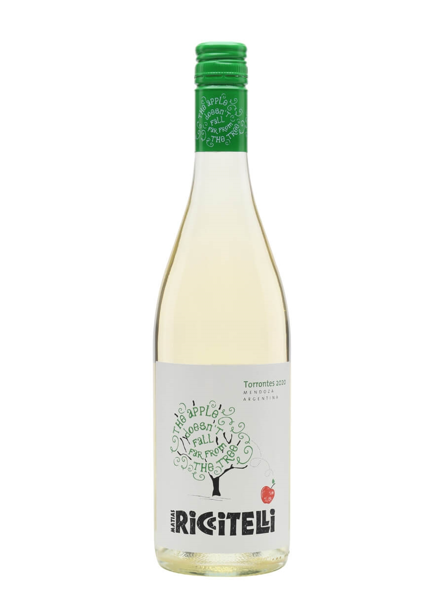 The Apple Doesn't Fall Too Far From / Torrontes 2020