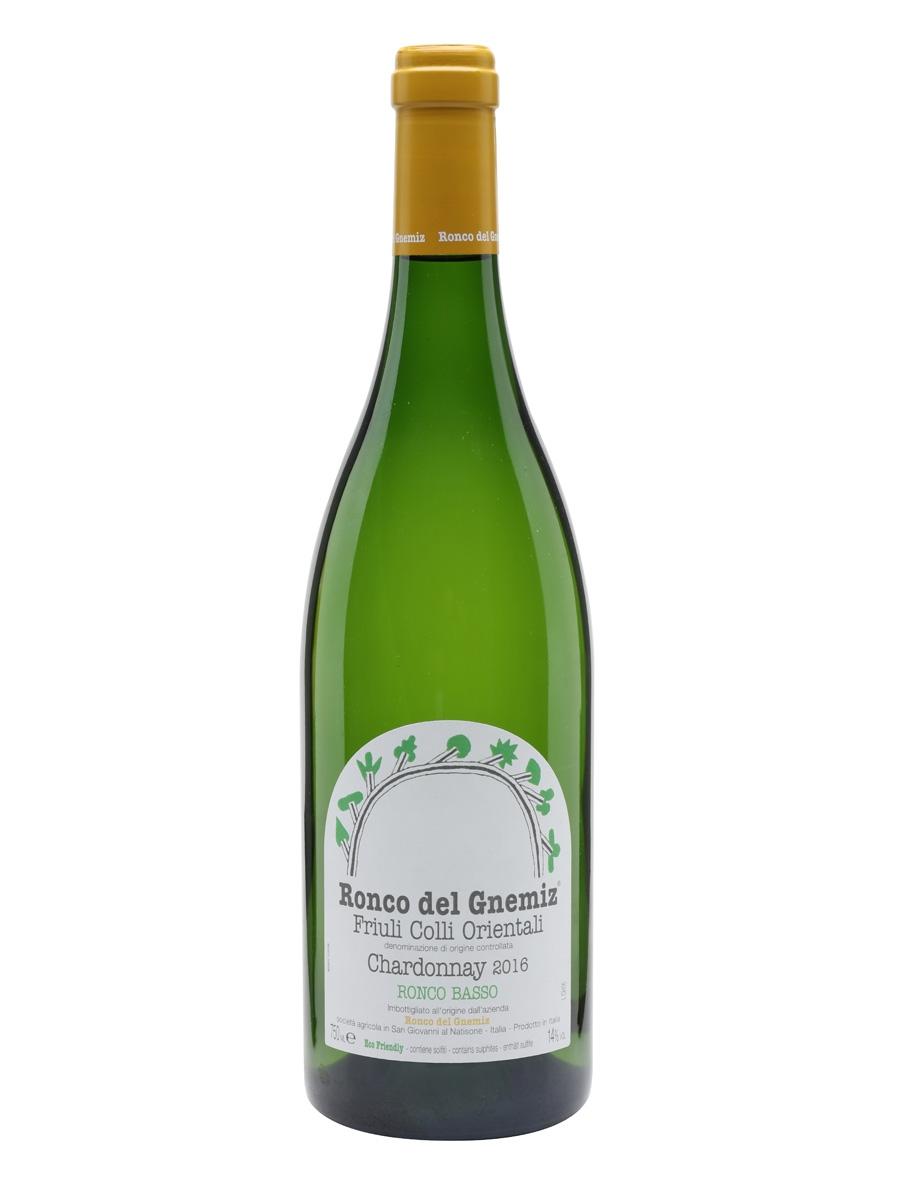 Ronco del Gnemiz Chardonnay / Ronco Basso 2016