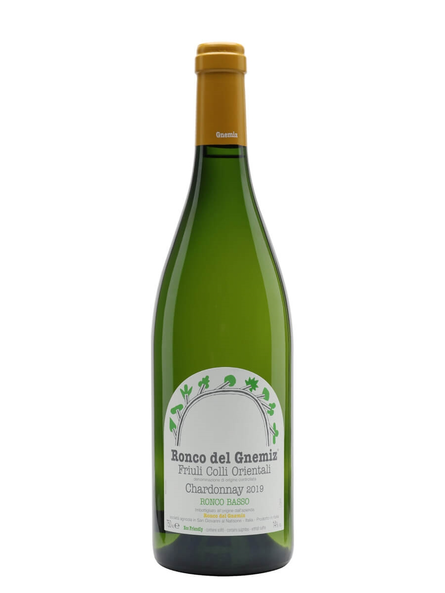 Ronco del Gnemiz Chardonnay / Ronco Basso 2019