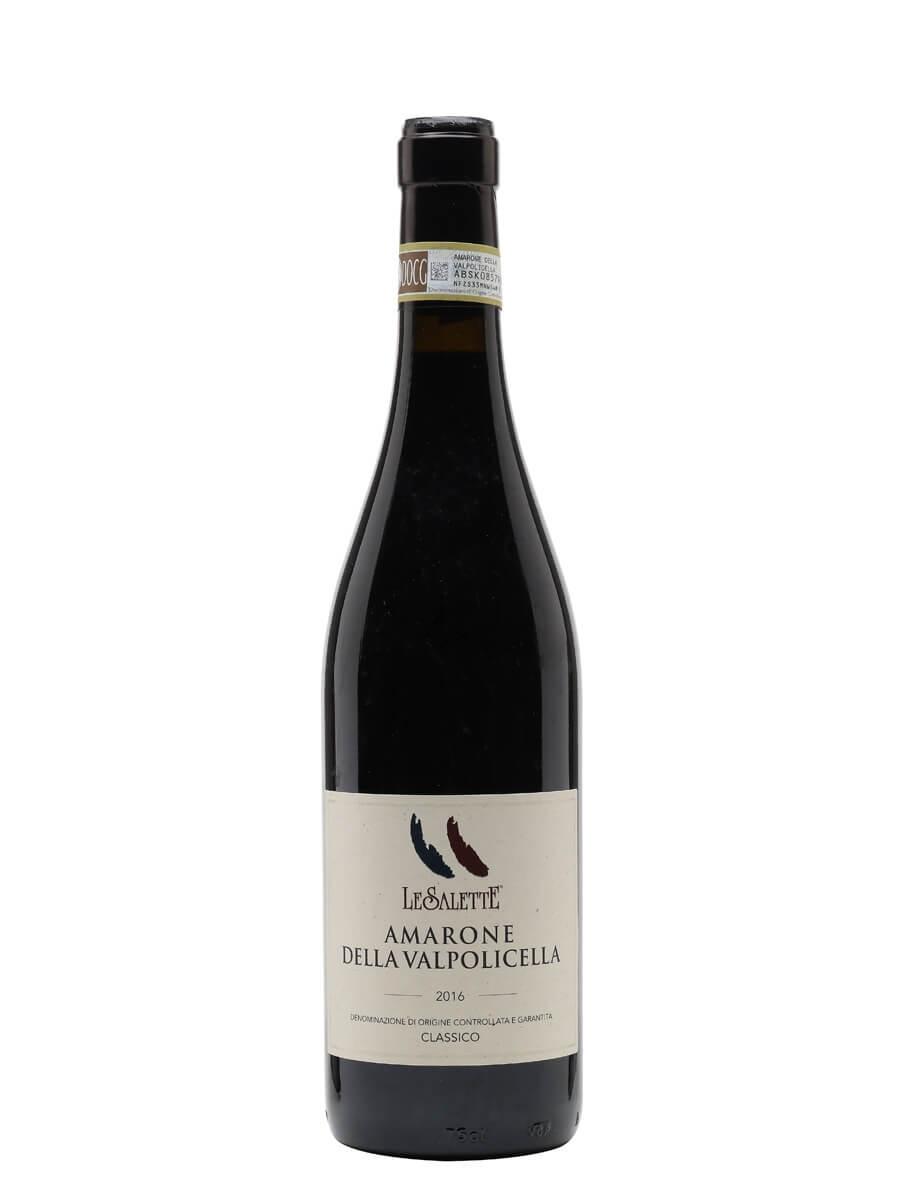 Amarone Della Valpolicella Classico 2016 / La Salette