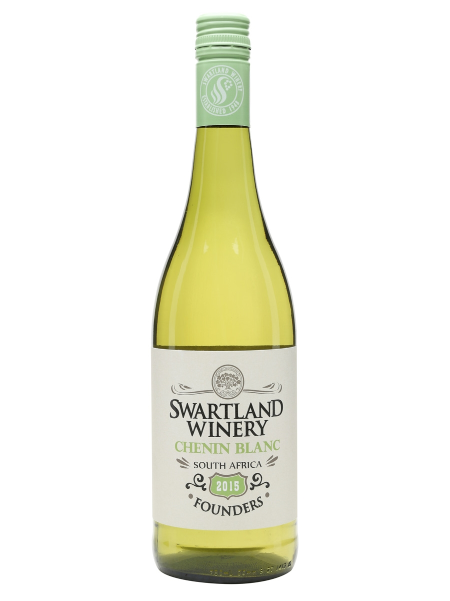 Swartland Winerys 2014 Chenin Blanc