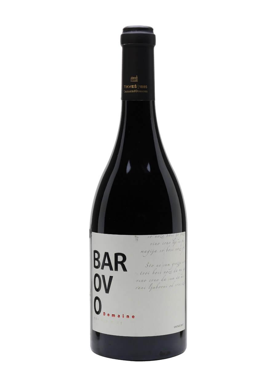 Tikves Barovo Single Vineyard 2017