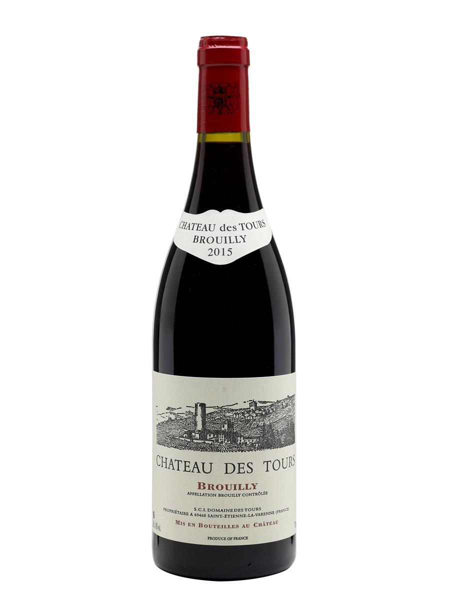 Chateau Des Tours Brouilly