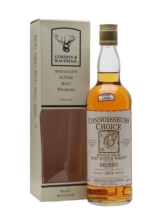 Ardbeg 1974 / Bot.1997 / Connoisseurs Choice Islay Whisky