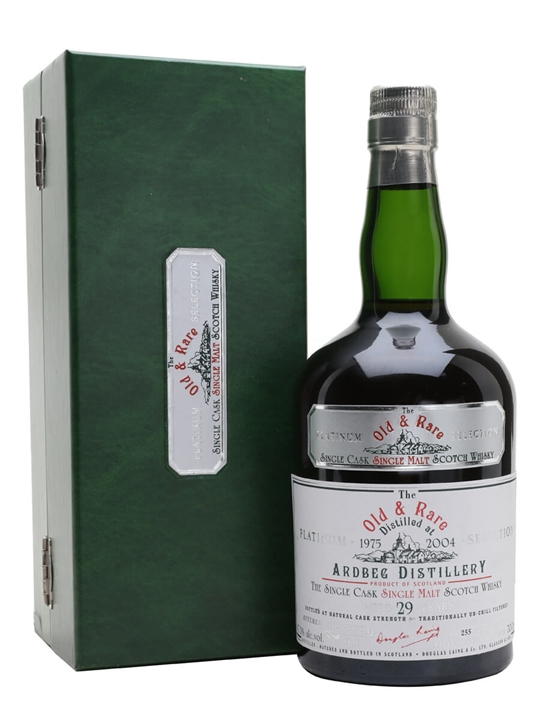 Ardbeg 1975 / 29 Year Old / Old & Rare Platinum Islay Whisky