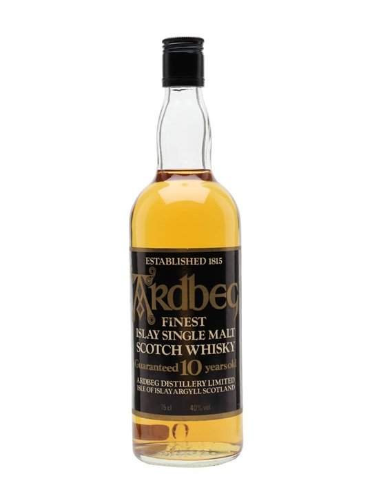 Ardbeg 10 Year Old / Bot.1980s Islay Single Malt Scotch Whisky