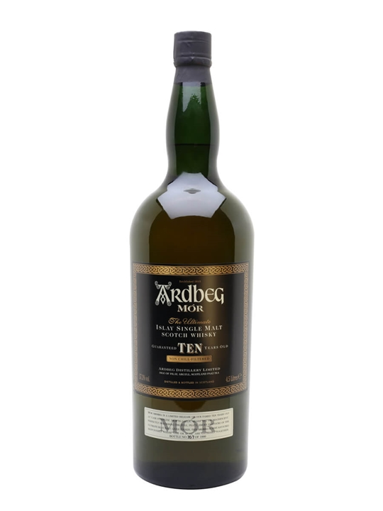 Ardbeg 10 Year Old MOR / Full Proof Islay Single Malt Scotch Whisky