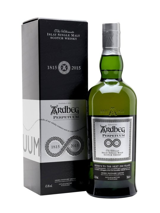 Ardbeg Perpetuum / Ardbeg Day 2015 Islay Single Malt Scotch Whisky