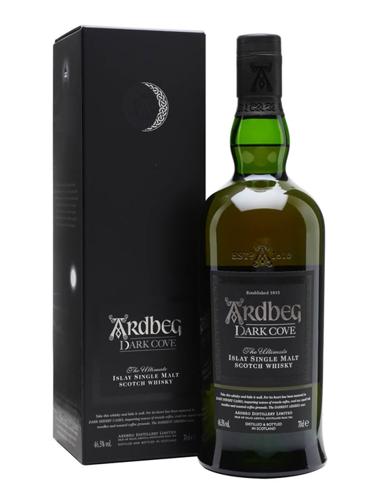 Ardbeg Dark Cove / Ardbeg Day 2016 Islay Single Malt Scotch Whisky