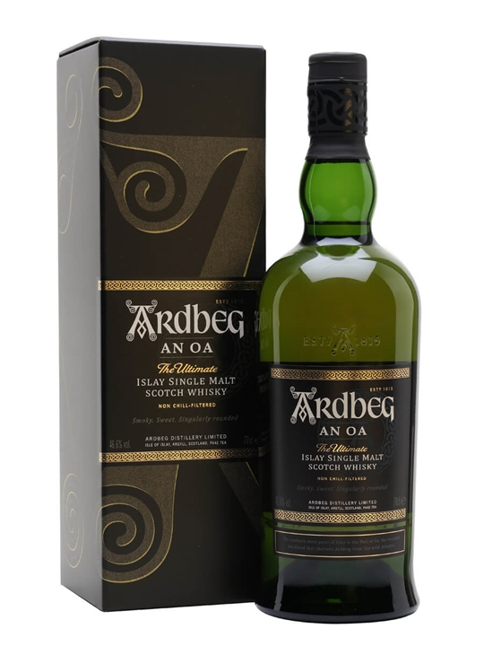 Ardbeg An Oa Islay Single Malt Scotch Whisky