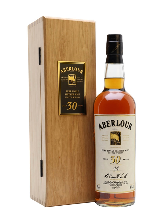 Aberlour 1966 / 30 Year Old / Sherry Cask Speyside Whisky