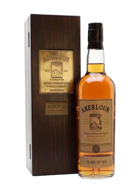 Aberlour 1976 / 22 Year Old Speyside Single Malt Scotch Whisky