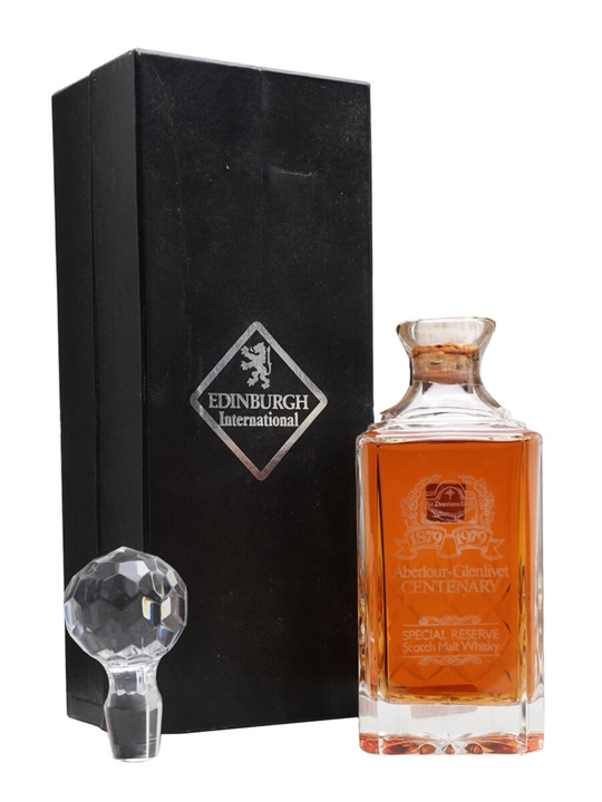 Aberlour-Glenlivet Centenary Crystal