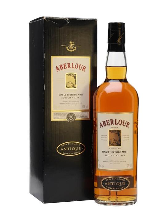 Aberlour Antique Speyside Single Malt Scotch Whisky