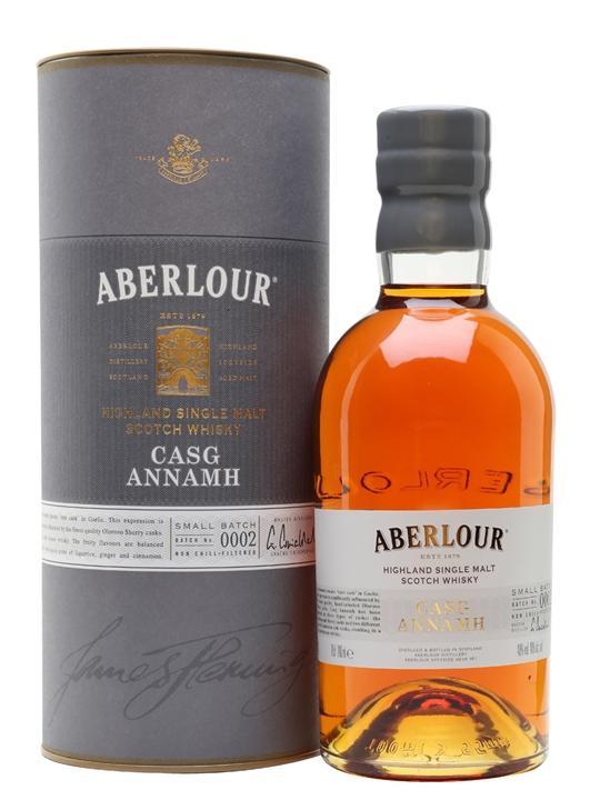 Aberlour Casg Annamh / Batch 2 Speyside Single Malt Scotch Whisky