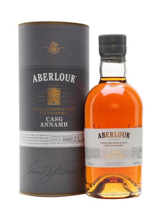 Aberlour Casg Annamh / Batch 3 Speyside Single Malt Scotch Whisky