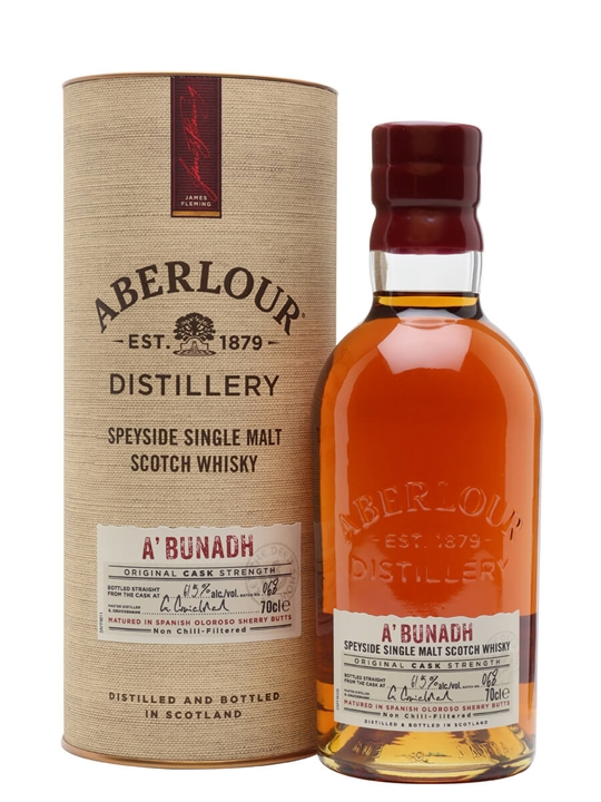 Aberlour A'bunadh / Batch 68 Speyside Single Malt Scotch Whisky