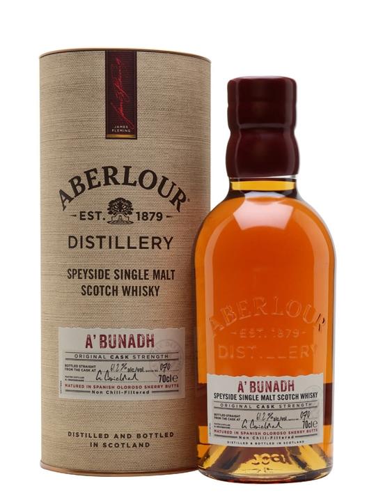 Aberlour A'bunadh / Batch 70 Speyside Single Malt Scotch Whisky