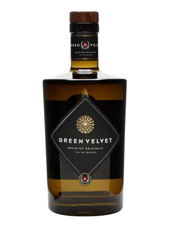 Green Velvet Blanche Absinthe / VAL. 275