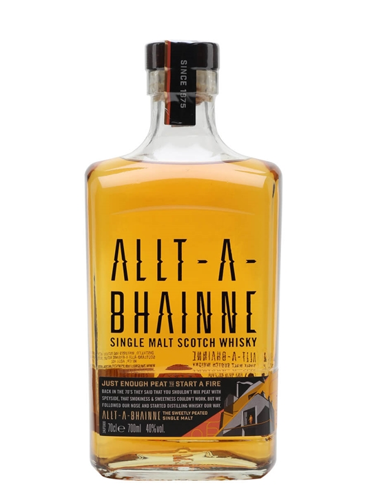 Allt-a-bhainne Speyside Single Malt Scotch Whisky