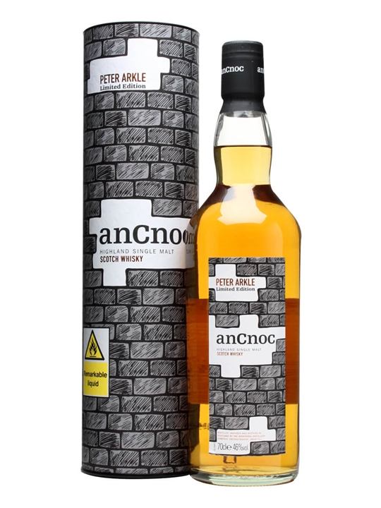 AnCnoc Peter Arkle / 3rd Edition / Bricks Highland Whisky