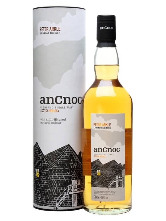 Ancnoc Peter Arkle / 4th Edition / Warehouses Highland Whisky