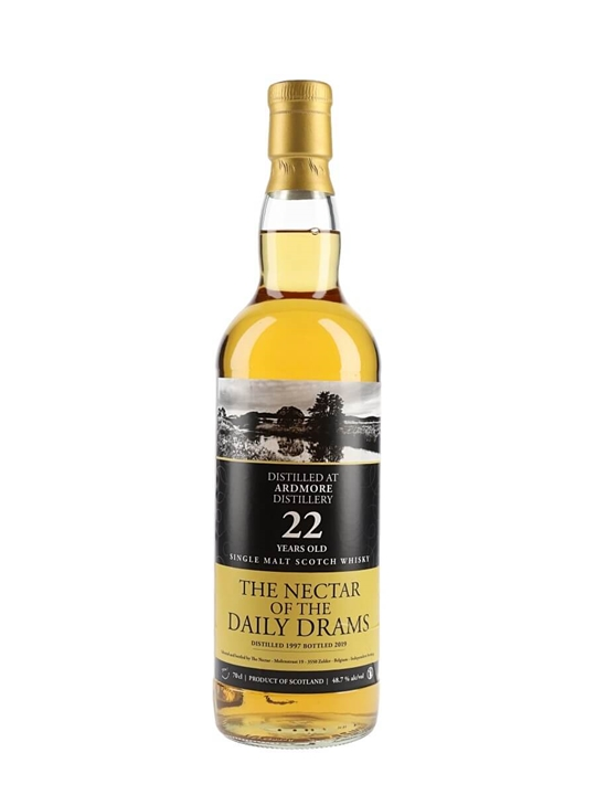 Ardmore 1997 / 22 Year Old  / Daily Dram Highland Whisky