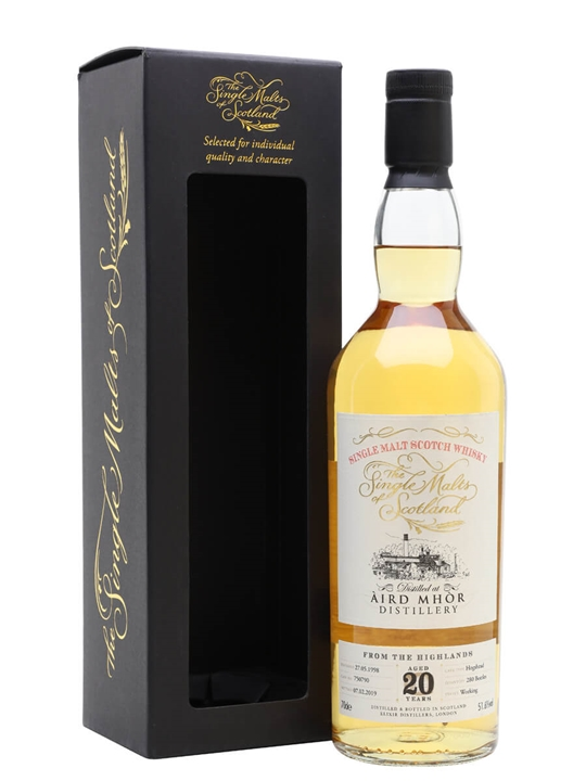 Ardmore 1998 / 20 Year Old / Single Malts of Scotland Highland Whisky