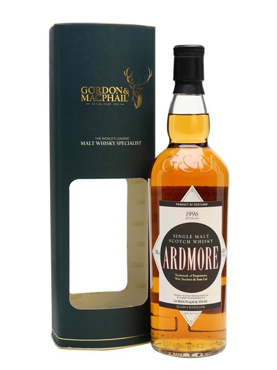 Ardmore 1996 / Bot.2014 / Gordon & MacPhail Highland Whisky