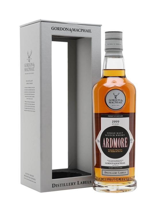Ardmore 1999 / Bot.2018 / G&m Distillery Labels Highland Whisky