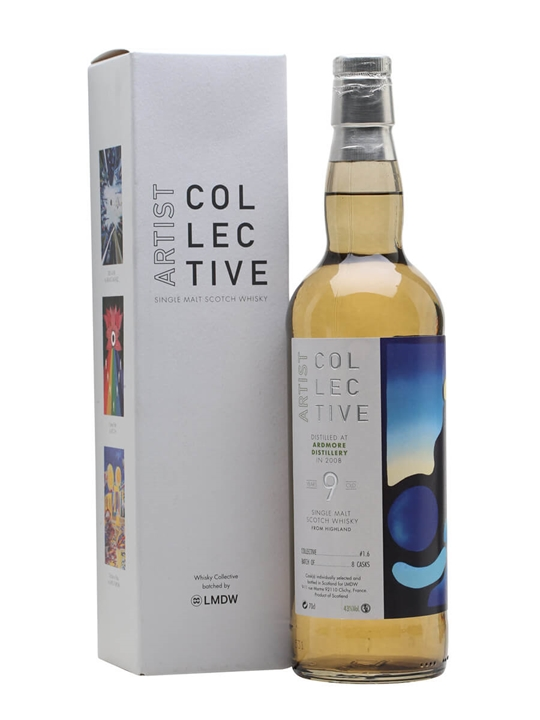 Ardmore 2008 / 9 Year Old / Artist Collective / Lmdw Highland Whisky