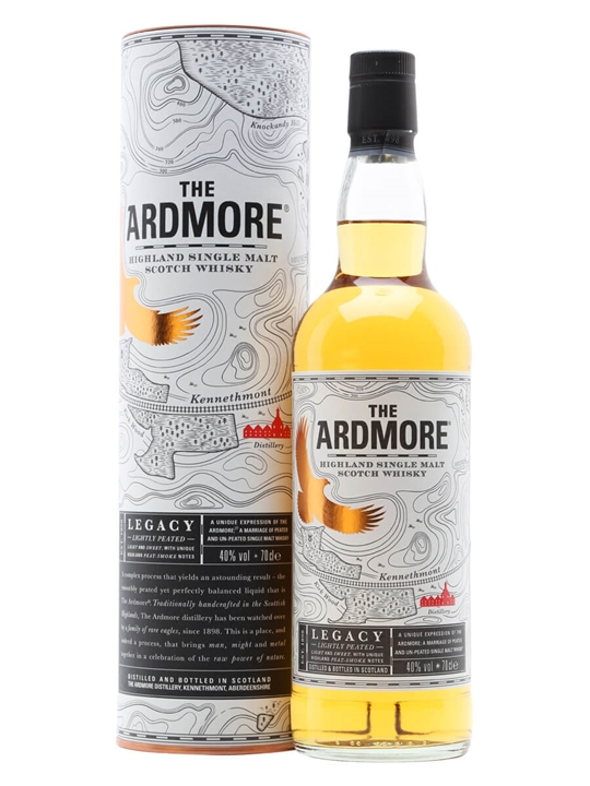 Ardmore Legacy Highland Single Malt Scotch Whisky
