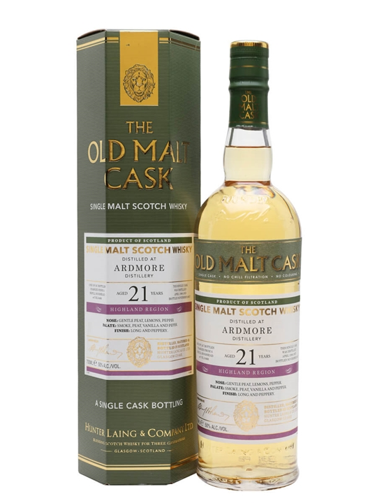 Ardmore 1996 / 21 Year Old / Old Malt Cask Highland Whisky