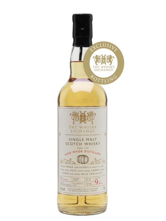 Aird Mhor 2009 / 9 Years Old / The Whisky Exchange Highland Whisky
