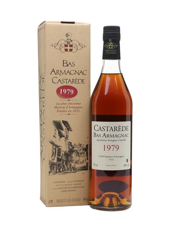 Castarede 1979 / Bas Armagnac