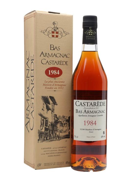 Castarede 1984 / Bas Armagnac
