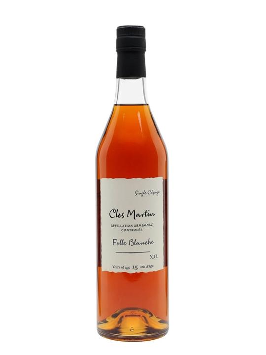 Clos Martin XO 15 Year Old Armagnac